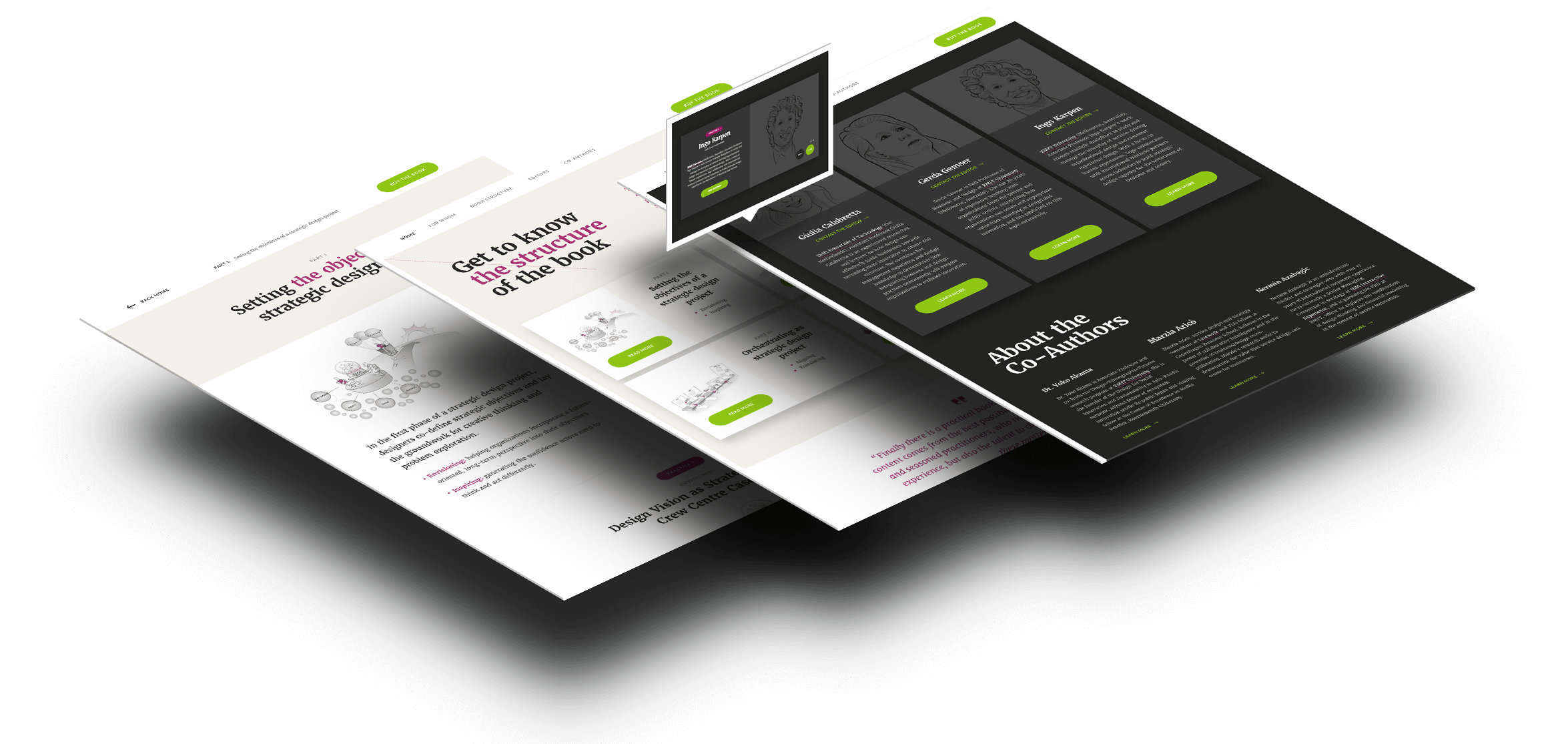 rodesk strategic design screens